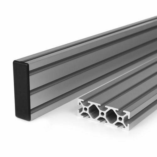matériau: polyamide noir 5x Cache 20x60 Nut 5 k20 Série