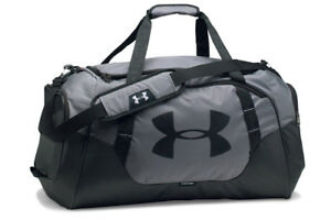 629a1582a18 Under Armour Undeniable 3.0 Medium Duffle Bag 322600 Graphite for ...