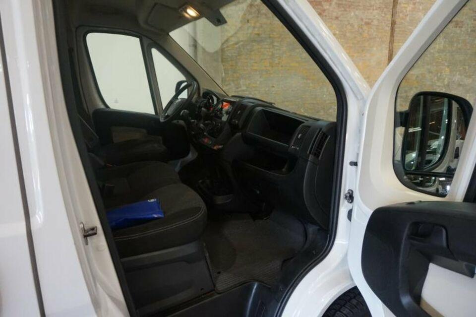 Fiat Ducato 33 2,3 MJT 130 Kassevogn L2H2 d Diesel modelår