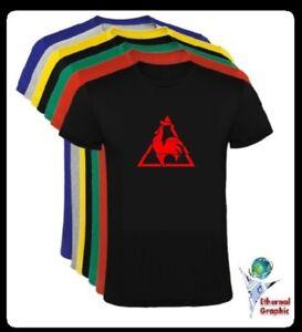 Caricamento dell immagine in corso Camiseta-t-shirt-Roly-con-logo-le-coq- 59c8edcb10f