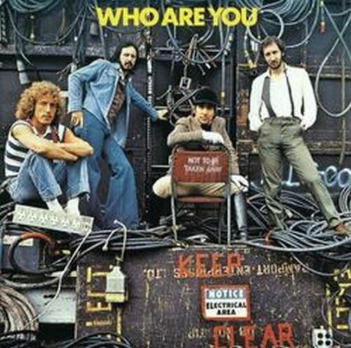 1 of 1 - The Who - Who Are You (NEW CD)