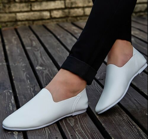 5 Couleur Taille 5-12 Fashion Cuir Slip On Homme Robe Plat Mocassin Chaussures Homme Hot