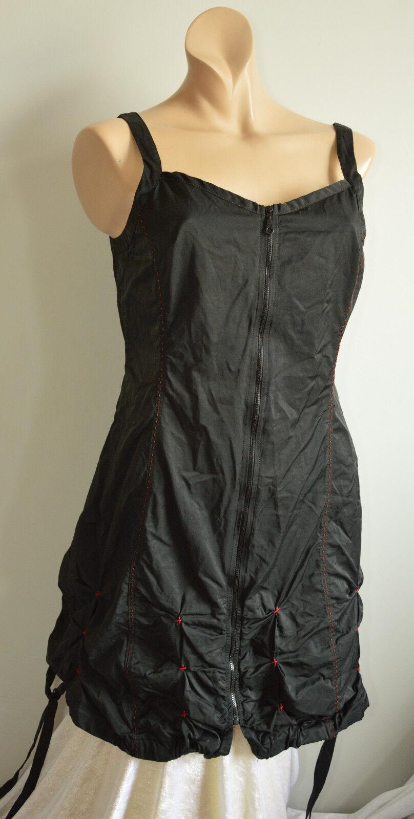 L33 extravagantes Kleid T4 L 40 42 TOP