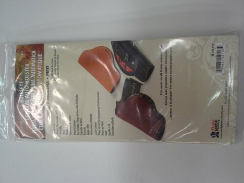 Tandy 44455-00 Bullseye Concealed Semi-Automatic Holster Kit-Small Free US Ship