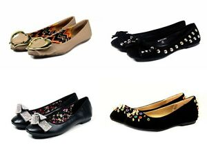 New-Fashion-Blink-Nubuck-Slip-On-Casual-Office-Party-Wedding-Women-039-s-Flats-Shoes