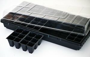 Seed-Starter-Germination-Station-Complete-Kit-w-Dome-72-Cell-Tray-and-Growing