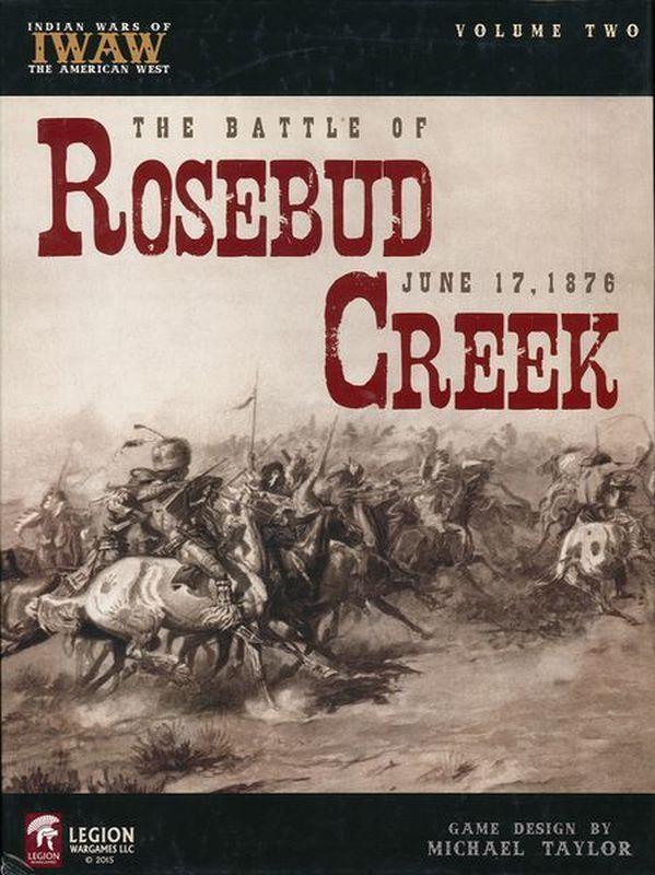 Legion Wargames The Battle of pinkbud Creek New In Shrink Wrap Fast Shipping
