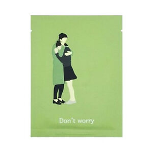 PACK-age-Don-039-t-Worry-Healing-Mask-2pcs