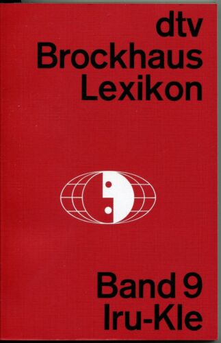1 von 1 - dtv Brockhaus Lexikon Band 9 Iru-Kle