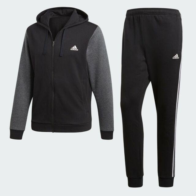 Adidas Men TrackSuit Running Energize Training WorkOut Gym 3 Stripe Style CZ7851