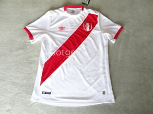 6dfded5821d Image is loading New-Official-Umbro-Authentic-Original-Jersey-Peru-Soccer-