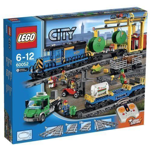 Lego City bilgo Train (60052) helt ny nib pensionerad