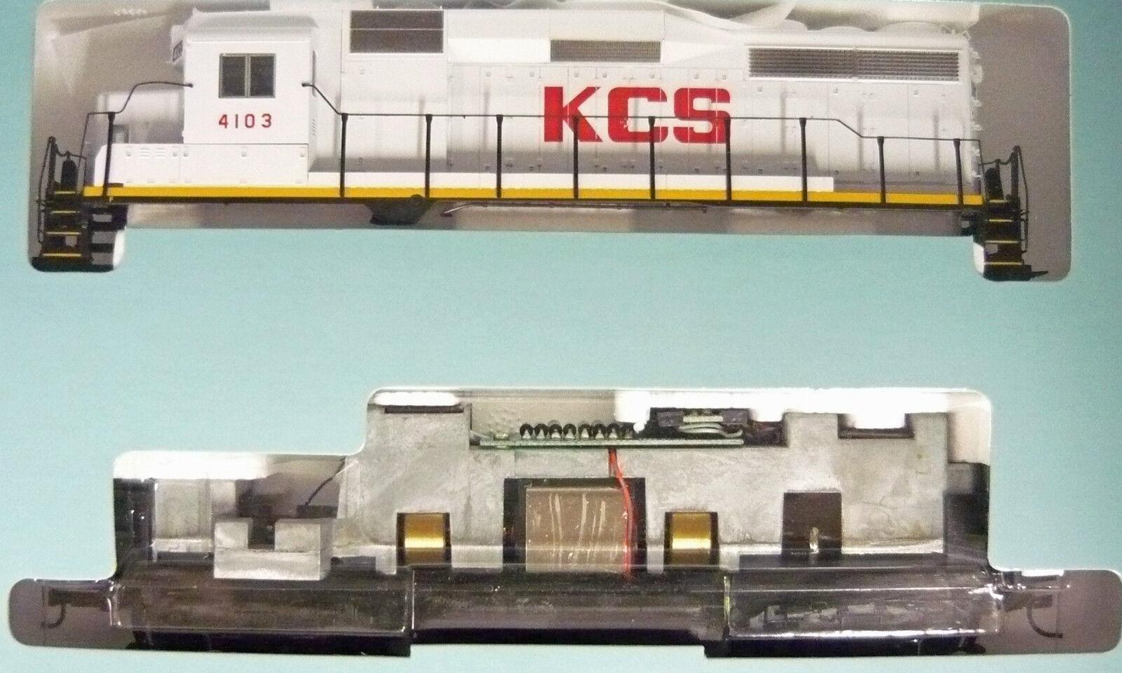 Life LIKE ProssoO 2000 2000 2000 21545 gp30 locomotive KCS  4103 NUOVO & In Scatola Originale 4205ab
