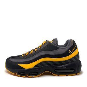 Nike Men Air Max 95 Oil GreyLaser Orange