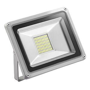 FOCO-PROYECTOR-LED-SMD-30W-ESPANA-Exterior-Focos-Lampara-Pared-Luz-Reflector