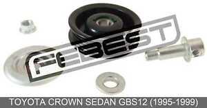 Pulley-Tensioner-Kit-For-Toyota-Crown-Sedan-Gbs12-1995-1999