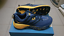NEW-Mens-HOKA-ONE-ONE-Speedgoat-3-Galaxy-Blue-Old-Gold-9733GBOG-Shoes-c1 thumbnail 1