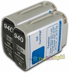 2-Compatible-HP940XL-Non-oem-Ink-Cartridges