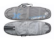 Concept X Boardbag Windsurf Surfbrett Tasche Rocket 219 x 60 cm Twinser Stubby