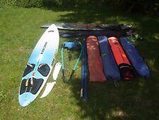 Surfbrett Mistral komplett mit 4 Segel