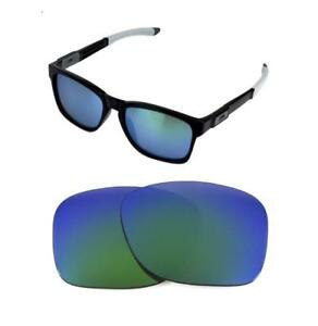 4179e505c0 Image is loading NEW-POLARIZED-REPLACEMENT-GREEN-LENS-FOR-OAKLEY-CATALYST-