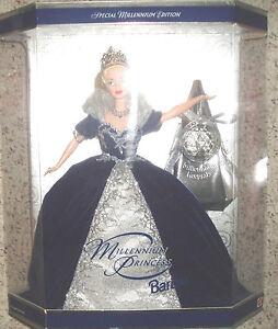 NIB-1999-SPECIAL-MILLENNIUM-EDITION-Millennium-Princess-BARBIE-Doll-NRFB-24154