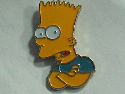 Bart Simpson pin The Simpsons pin (#194)