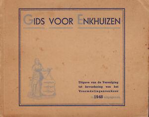 GIDS-VOOR-ENKHUIZEN-UITGAVE-VAN-V-V-V-1948