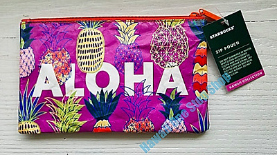 Aloha Zip Pouch