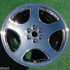 1999 2000 2001 2002 Genuine OEM Factory Dodge Viper Chrome 18 in REAR WHEEL 2118