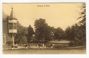 AK Betz-le-Chateau, Centre-Val de Loire, Chateau de Betz, Parc 1910