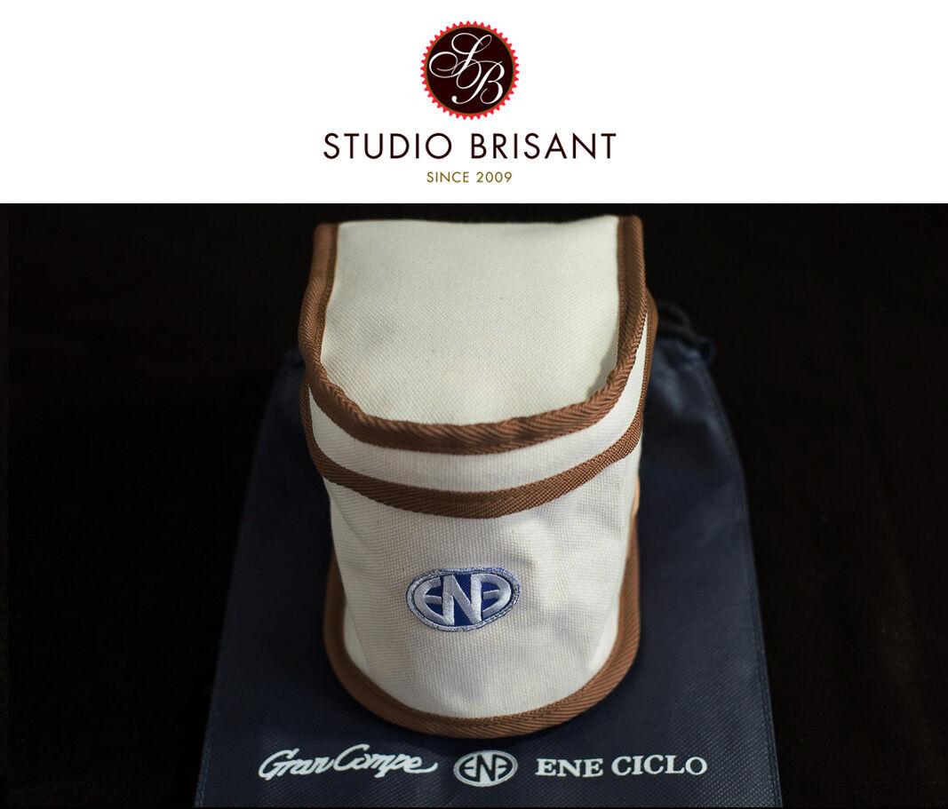 nuovo DiaCompe ENE Tasche davanti Canvas borsa  designed for ENE davanti autorier rack