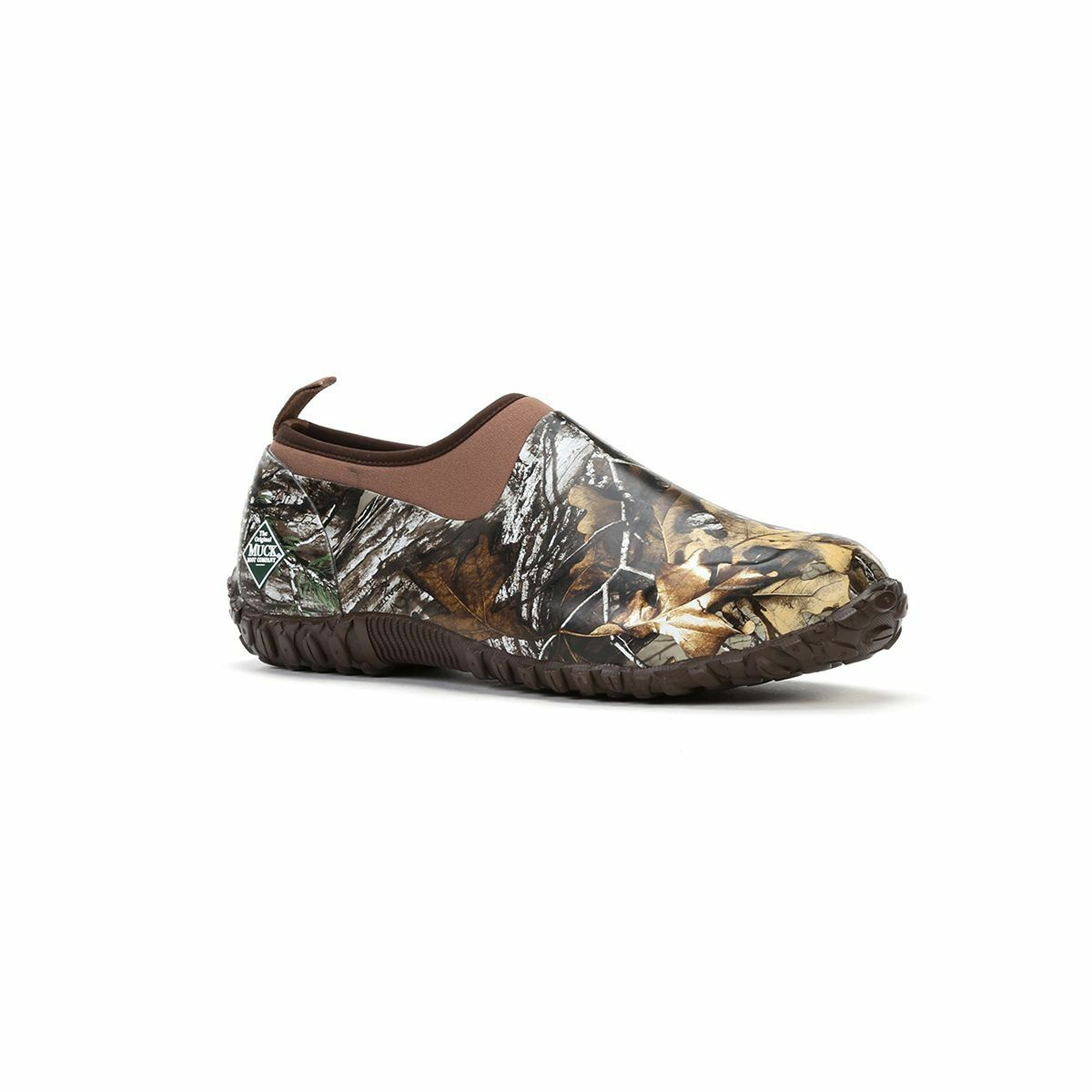 Muck Boot Muckster II Low Realtree Xtra-Mens Size 7 Casual Sneakers