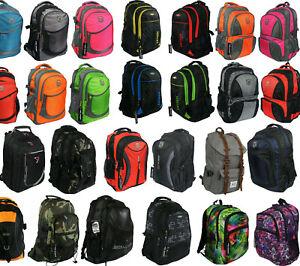 Rucksack, Schulrucksack, Sporttasche, Freizeitrucksack, Cityrucksack 15 Modellen