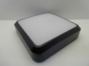 ANSELL-AALED2-BV-14-WATT-LED-SQUARE-BULKHEAD-BLACK-VISILUXE-IP65-OUTDOOR-WALL