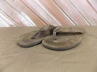 Banana Republic Sandals Flip Flops Brown Men's See Notes for Size