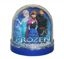 Disney 7520 Frozen Snow Globe Anna Elsa Childrens Novelty Item - New