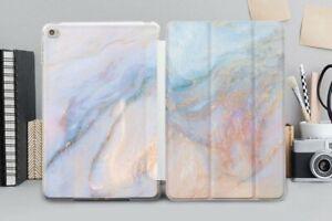 Marbled-iPad-Pro-11-12-9-9-7-Folio-Colorful-iPad-Air-3-Smart-Cover-iPad-6-Case