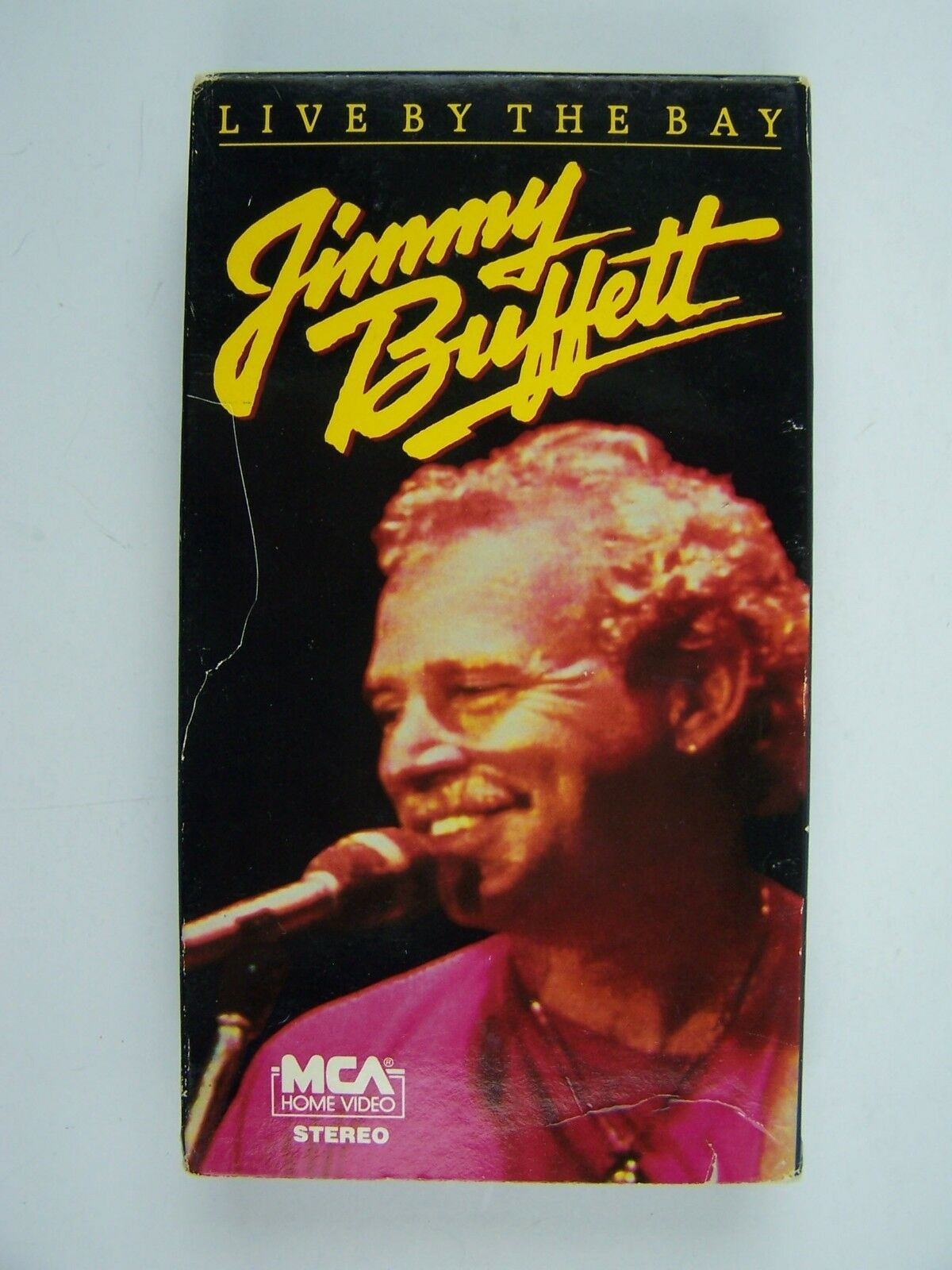 Jimmy Buffett - Live By the Bay VHS Video Tape Concert