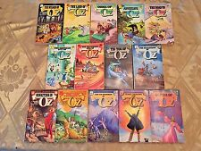 Full Set of 14 Wizard of Oz books ~ Del Rey edition ~ Frank Baum
