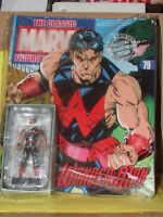 EAGLEMOSS THE CLASSIC MARVEL FIGURINE COLLECTION ISSUE NO 79 WONDER MAN MINT
