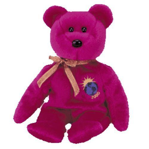 TY Beanie Babies - 2000 Millennium Bear for sale online  e83ab10e164