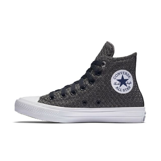 Converse 154020C:Chuck Taylor All Star 2 II High Spacer Mesh Thunder UNISEX Size