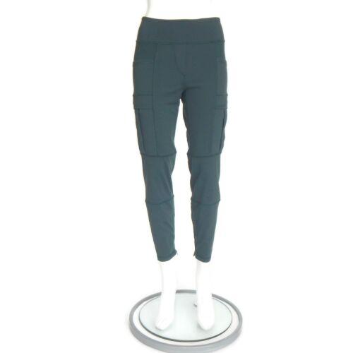 LULULEMON Pretty Forrest Green Leggings Pants size