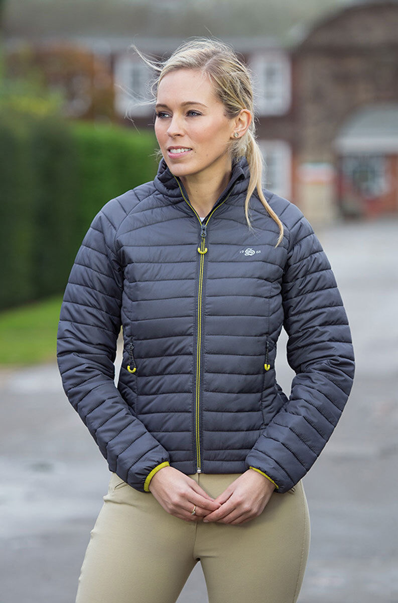 Shires Oslo Padded Jacket - Equestrian   Country