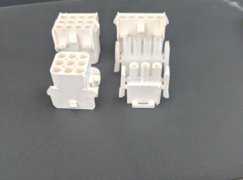 Universal MATE-N-Lok por bloques de terminal de cableado de conectividad TE-sólo masculino