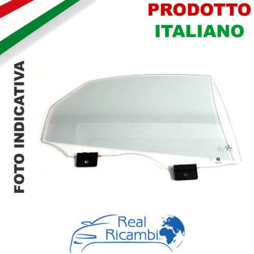 VETRO SCENDENTE FINESTRINO CRISTALLO ANTERIORE DX CH.PIAGGIO PORTER 86/>