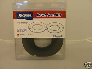Details about SEALAND 385316140 RV TOILET SEAL KIT