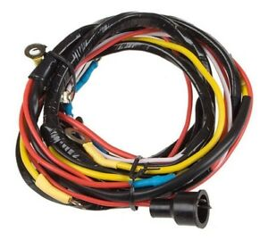 Cool Wiring Harness For Front Mount Distributor Ford 8N 8 N Tractor Ebay Wiring Digital Resources Ommitdefiancerspsorg