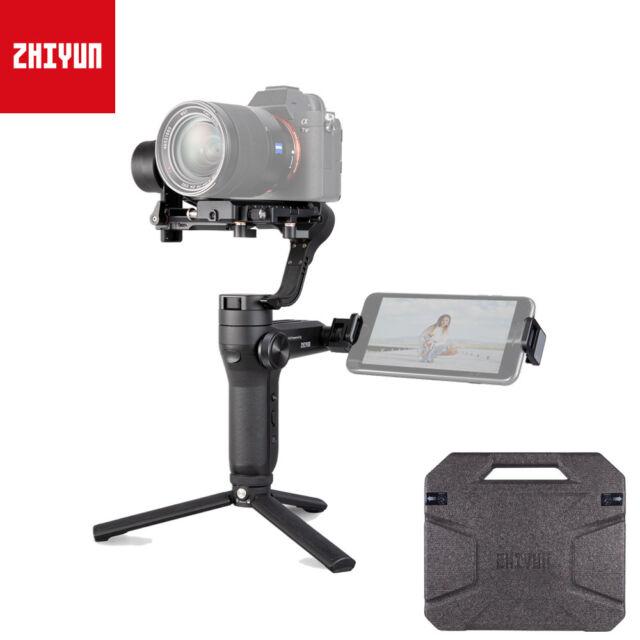 Zhiyun WEEBILL LAB 3-Axis Handheld Gimbal Stabilizer for Mirrorless Cameras 2018